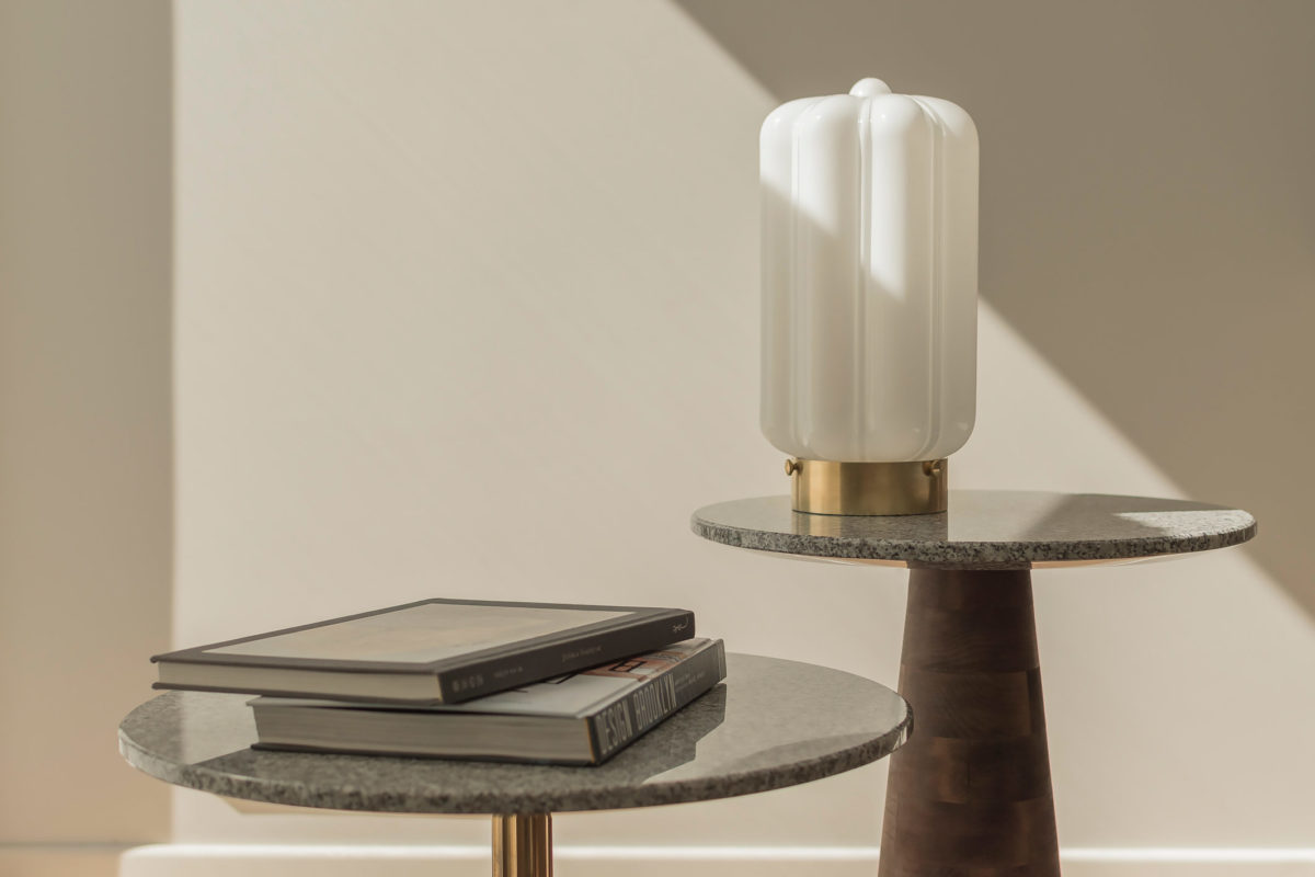 Glass Table lamp Deco 3