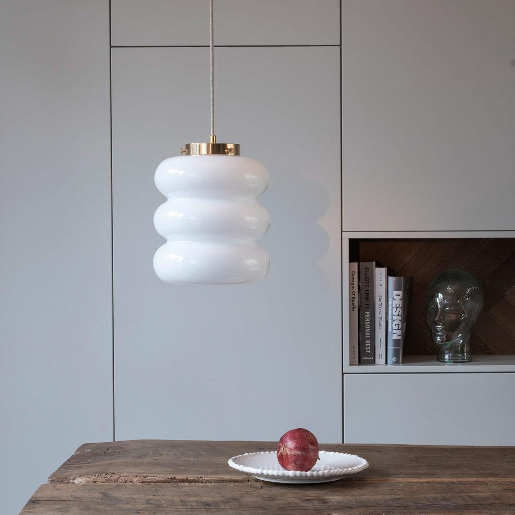 Glass Pendant Light Bibe 1
