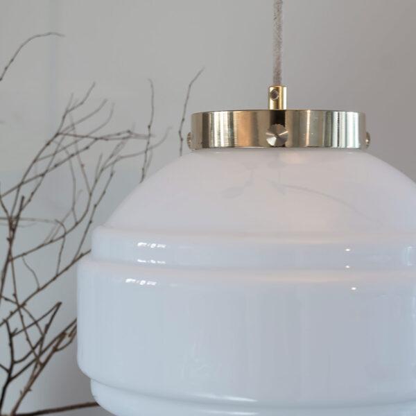 Glass Pendant Light Saturn