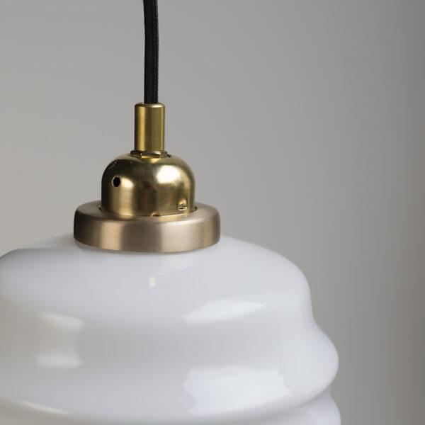 Glass Pendant Light Baby Beehive