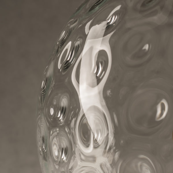 Glass Pendant Light Reflection Globe